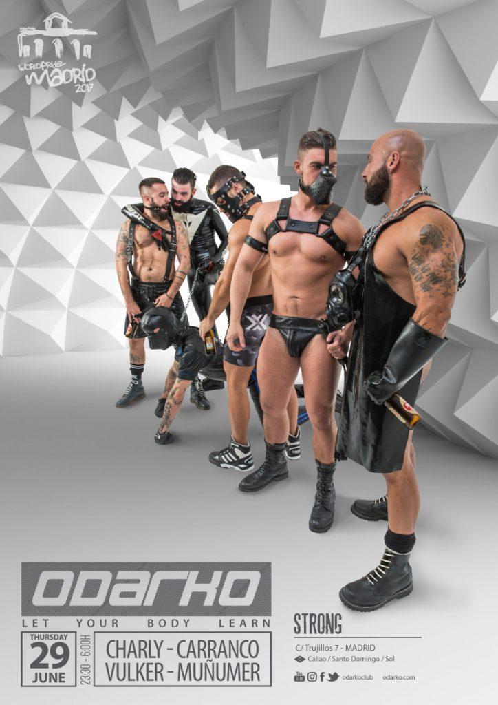 Odarko 21 - Jueves 29 Junio - World Gay Pridesh_A3