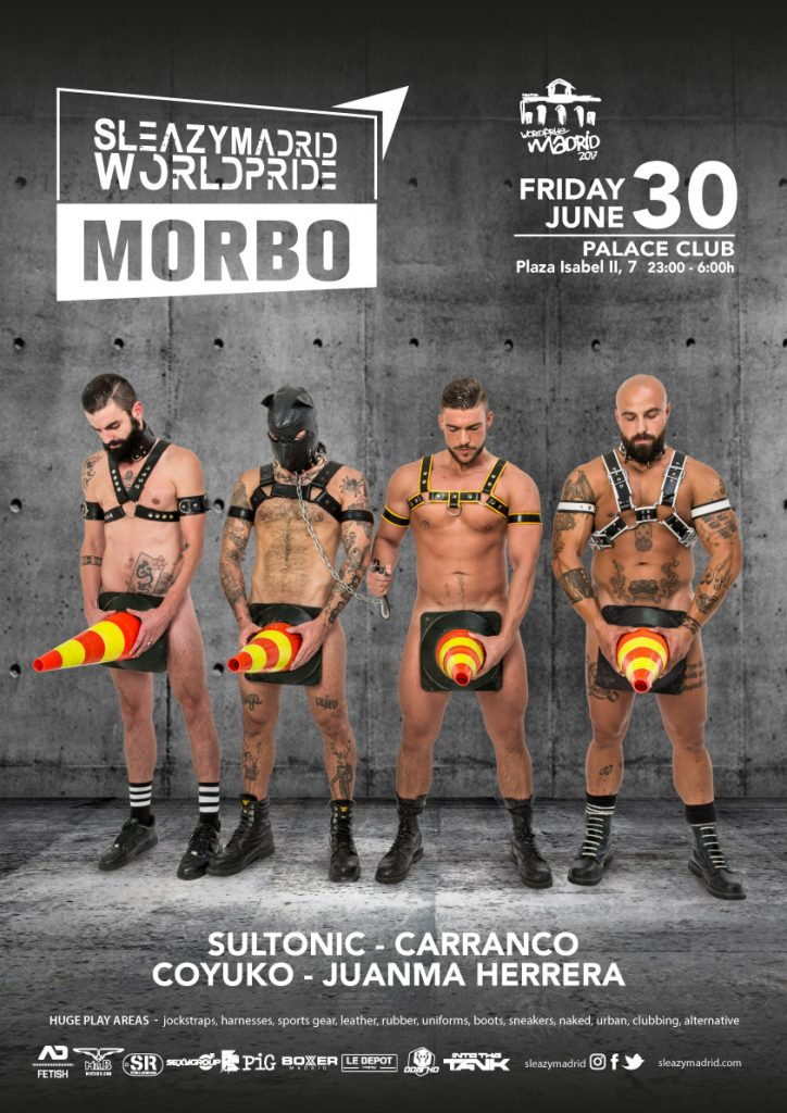 sleazymadrid WorldPride MORBO 30 June 2017_A3
