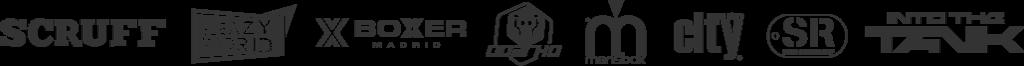 logos participantes gaypride 18