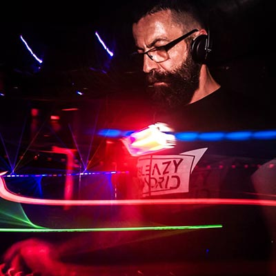 Chris Ney DJ sleazyMadrid