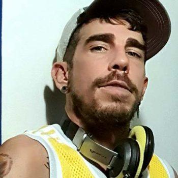 Ayoze del Barrio DJ SleazyMadrid
