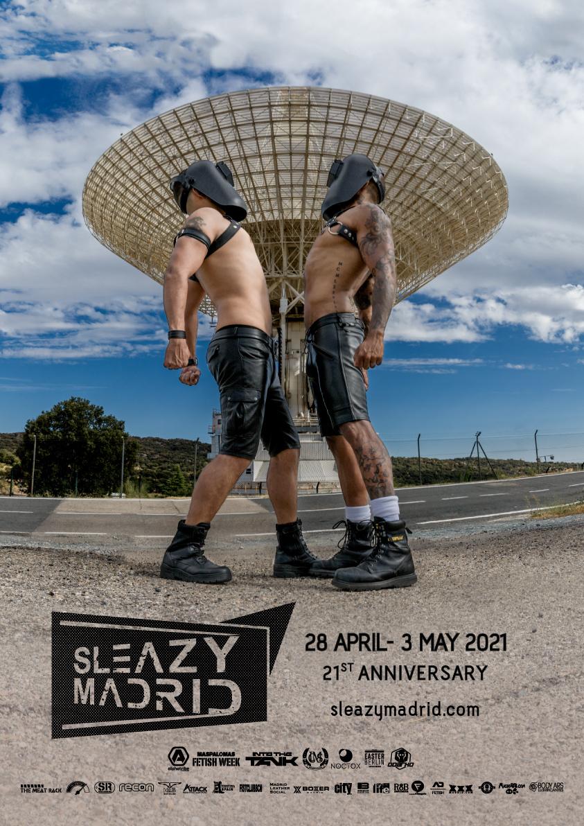 sleazyMadrid 21 - 28 April- 3 May